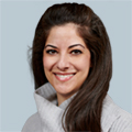 Photo of Lida P. Hariri, MD, PhD