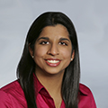 Photo of Vandana Laxmi Madhavan, MD, MPH