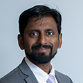 Photo of Darshan Hemendra Mehta, MD, MPH