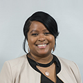 Photo of Andrea M. Harriott, MD, PhD
